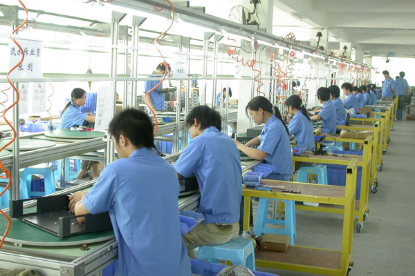 DSPPA electronics production lines