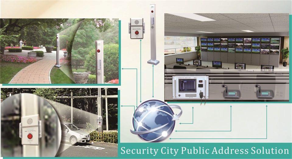 Security City Solution--AXT8000